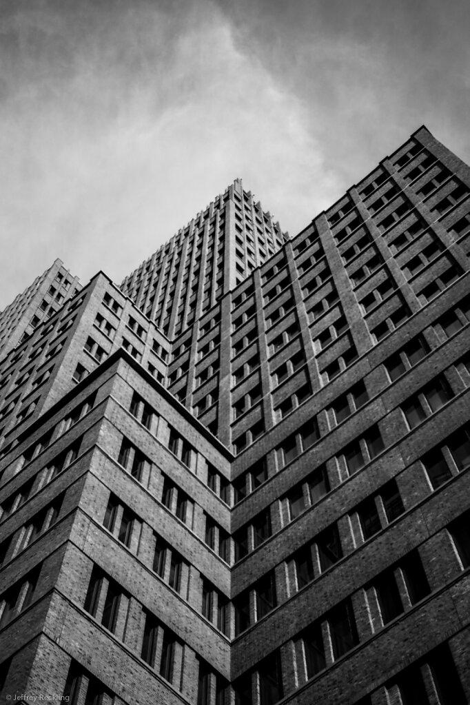 Kollhoff-Tower, Potsdamer Platz, Berlin